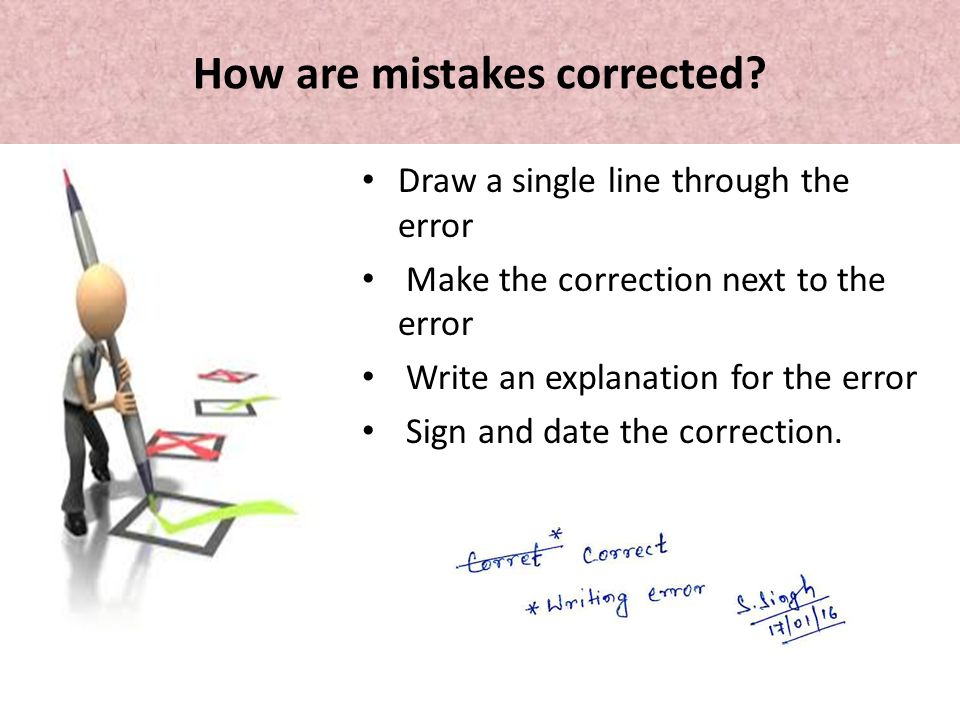 How+are+mistakes+corrected